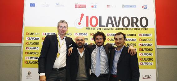 Pozzecco e Pittis a IoLavoro: grande successo per l'ottava edizione