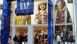 gap negozio