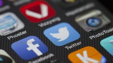 Twitter. social network