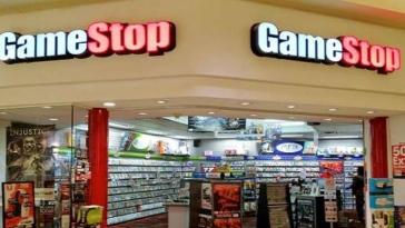gamestop negozio videogiochi