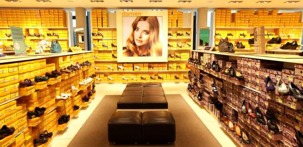 deichmann negozio calzature