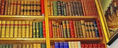 libri restauro biblioteca