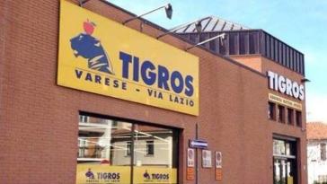 tigros supermercati