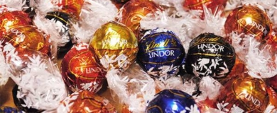 cioccolatini Lindt