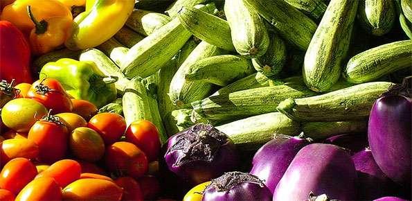 cibo, verdure