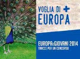 concorso europa giovani 2014