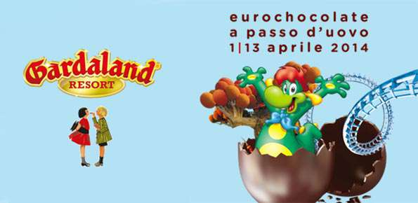 Eurochocolate Gardaland