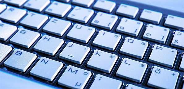 tastiera, informatica