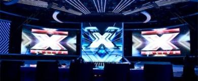 x factor tv