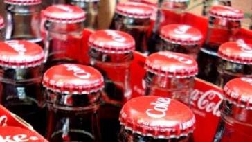 coca cola bottiglie