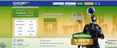 Eurobet: lavoro per diplomati e laureati con le scommesse online