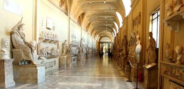 museo vaticano roma