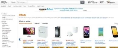 amazon sito