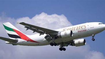 Emirates aereo