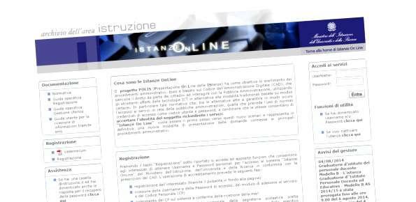 Istanze Online MIUR: come Registrarsi e Guida pratica