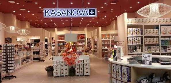 kasanova negozio