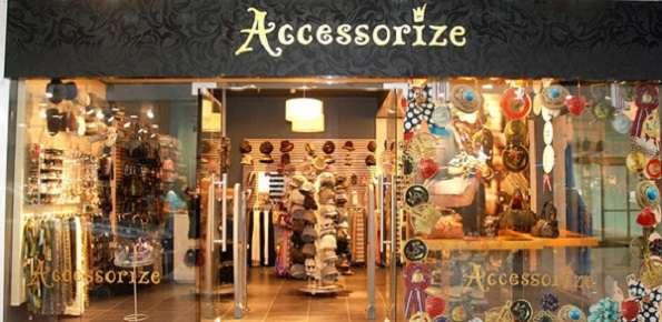 accessorize negozio