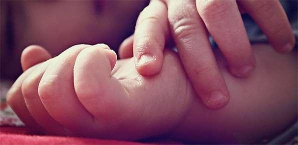 mani bambini
