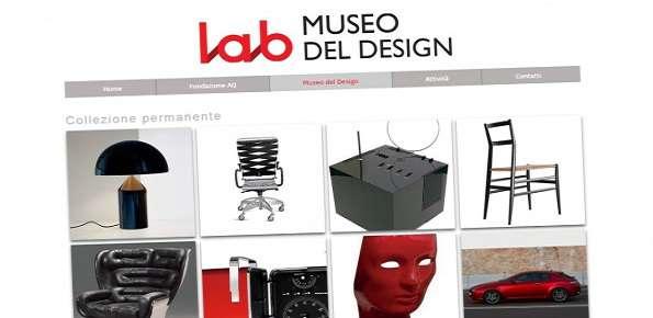 concorso fondazione AQ - museo design lab
