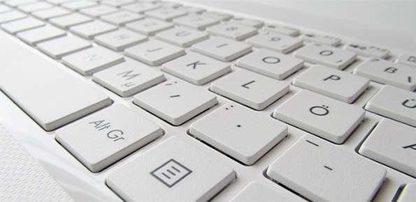 tastiera pc informatica
