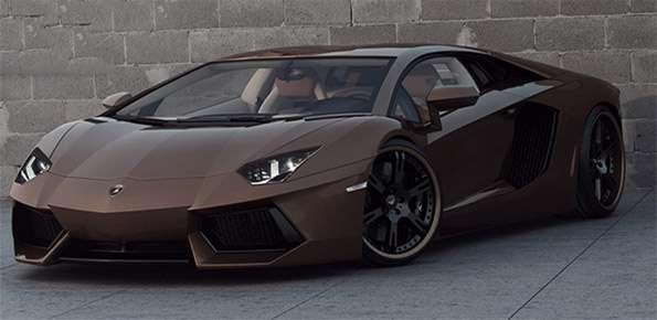 Lamborghini auto