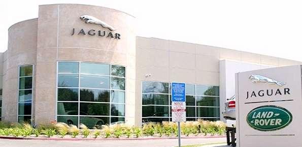 jaguar sede centrale