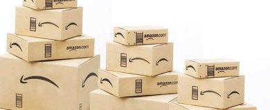 Amazon scatole