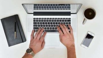 ufficio, lavorare, pc, online, computer