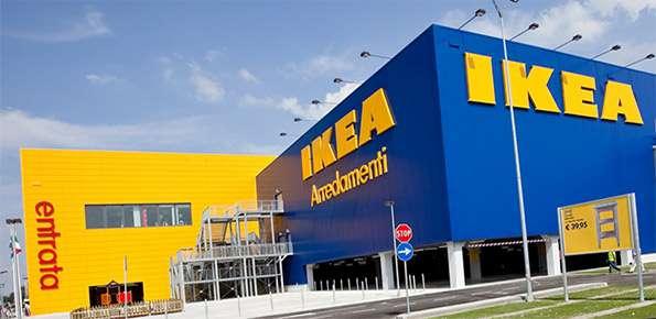 Ikea negozio arredamento