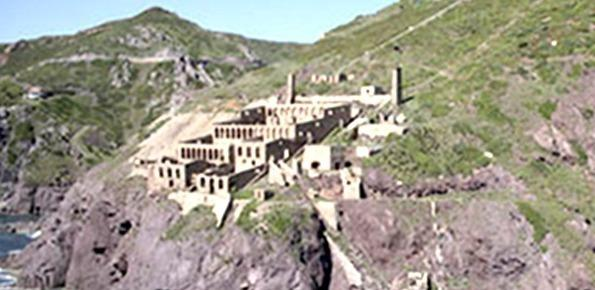 Parco Geominerario Storico e Ambientale della Sardegna