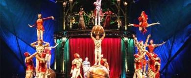 Lavorare al Cirque du Soleil: come fare