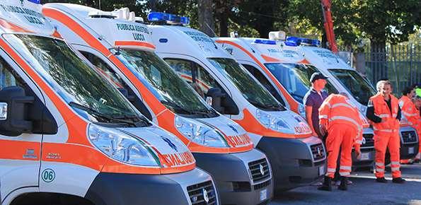 Croce Verde Ambulanza