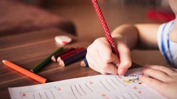 Scrivere, Bambini, Pedagogia