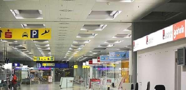 aeroporto check in
