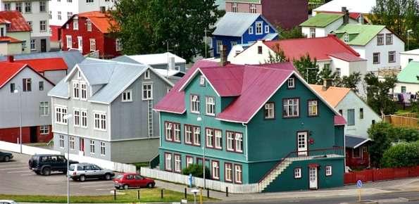 Islanda Reykjavík