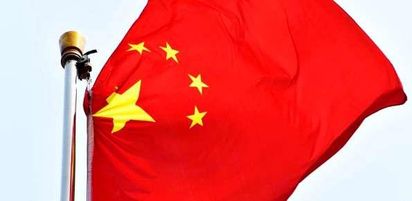 cina bandiera cinese