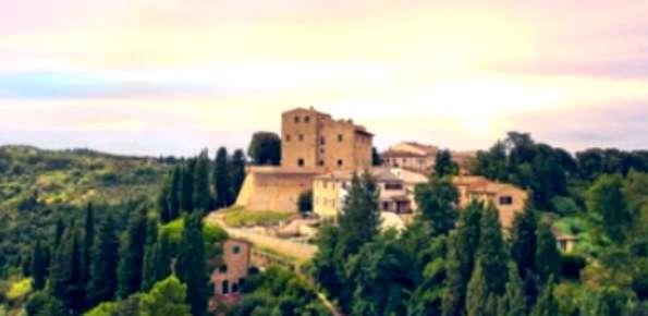 castelfalfi, montaione