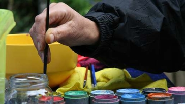 dipingere, arte, pittura