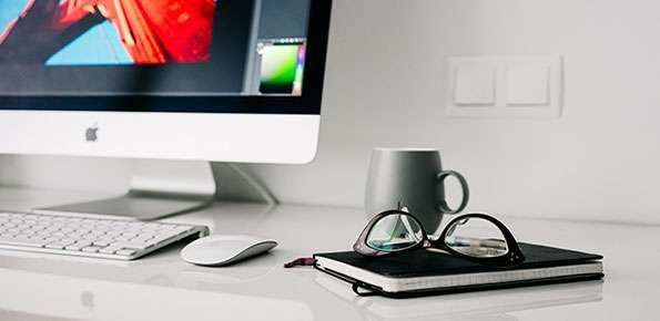 grafica, mac, computer, disegno