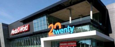 centro commerciale twenty bolzano