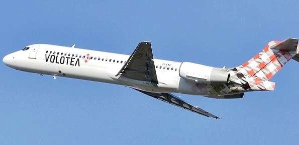 volotea aereo