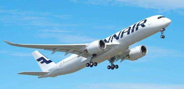 finnair aereo