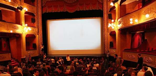 cinema, teatro