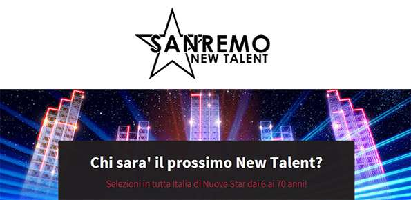 Sanremo New Talent