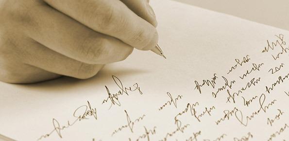 Lettera Scrivere S