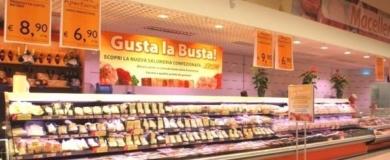 ekom discount supermercato