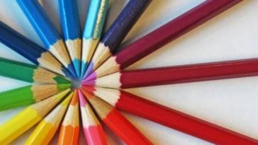 pastelli colorare disegno