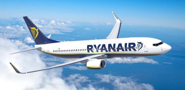 ryanair aereo boeing 737