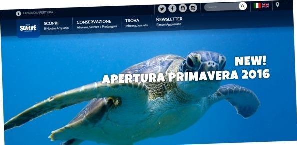 Sea Life Acquario Roma