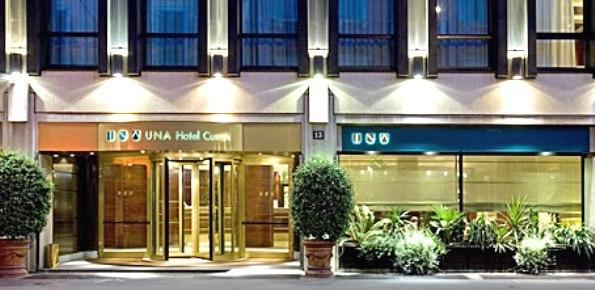 una hotels albergo